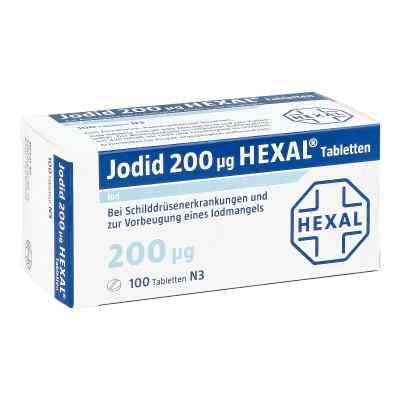 Jodid 200μg HEXAL  bei juvalis.de bestellen