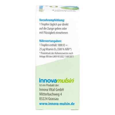 Innova Mulsin Vitamin D3 Emulsion  bei juvalis.de bestellen