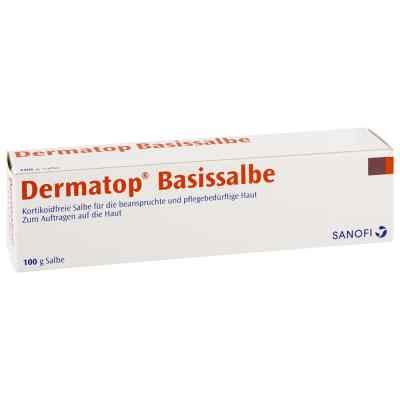 Dermatop Basissalbe  bei juvalis.de bestellen