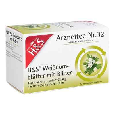 H&S Weißdornblätter mit Blüten  bei juvalis.de bestellen