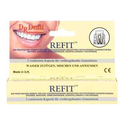 Zahnzement für Kronen+Brücken  bei juvalis.de bestellen
