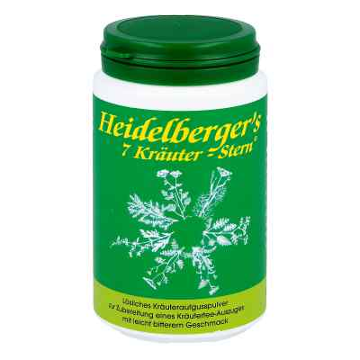 Heidelbergers 7 Kräuter Stern Tee  bei juvalis.de bestellen