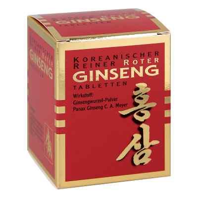 Koreanischer Reiner Roter Ginseng  bei juvalis.de bestellen