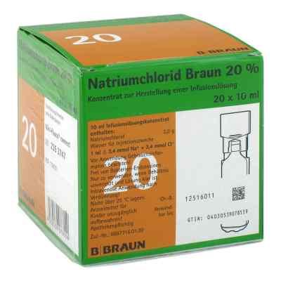 Natriumchlorid 20% Mpc Elektrolytkonzentrat  bei juvalis.de bestellen