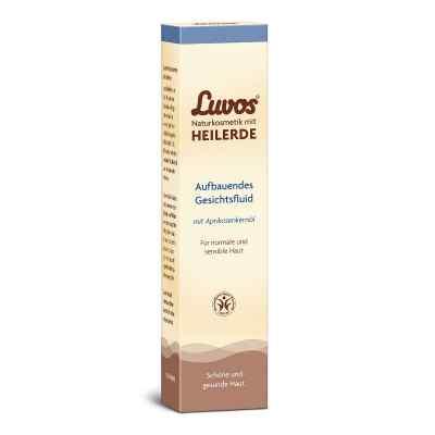 Luvos Gesichtsfluid Basispflege aufbauend  bei juvalis.de bestellen