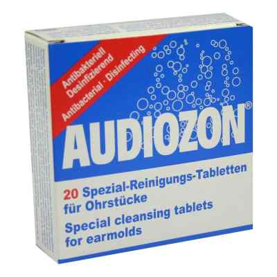 Audiozon Spezial-reinigungs-tabletten  bei juvalis.de bestellen