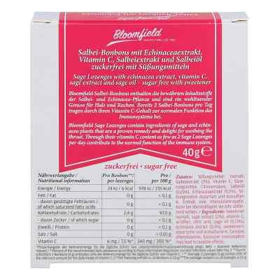 Bloomfield Salbei Bonbons mit Echinacea zuckerfrei  bei juvalis.de bestellen