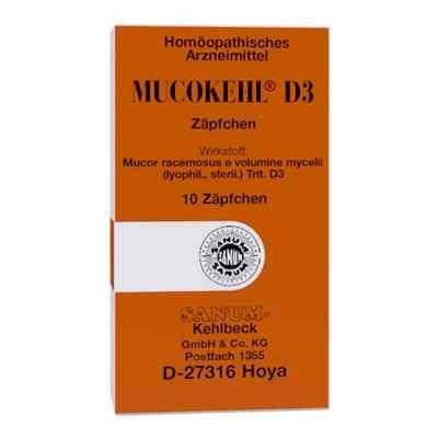 Mucokehl Suppositorium D3  bei juvalis.de bestellen