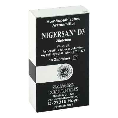 Nigersan D3 Suppositorien  bei juvalis.de bestellen