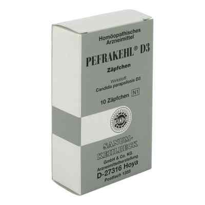 Pefrakehl Suppositorium  D 3  bei juvalis.de bestellen