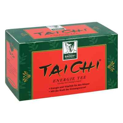 Tai Chi Energie Tee mit Ginseng Beutel  bei juvalis.de bestellen