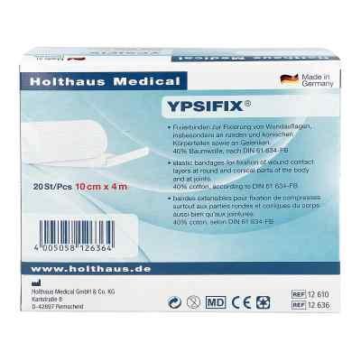 Fixierbinde Ypsifix elastisch 10 cmx4 m lose  bei juvalis.de bestellen