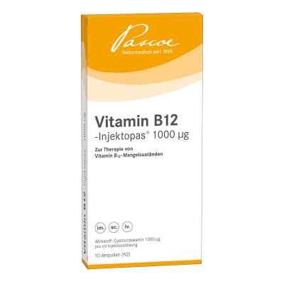 Vitamin B12 Injektopas 1000 [my]g Injektionslösung  bei juvalis.de bestellen