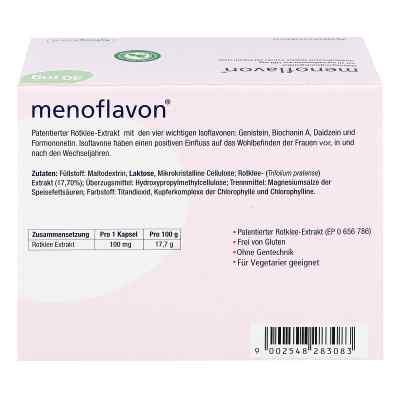 Menoflavon 40 mg Kapseln  bei juvalis.de bestellen
