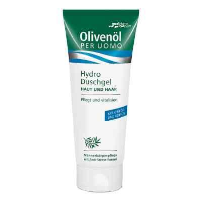 Olivenöl Per Uomo Hydro Dusche für Haut und Haar  bei juvalis.de bestellen