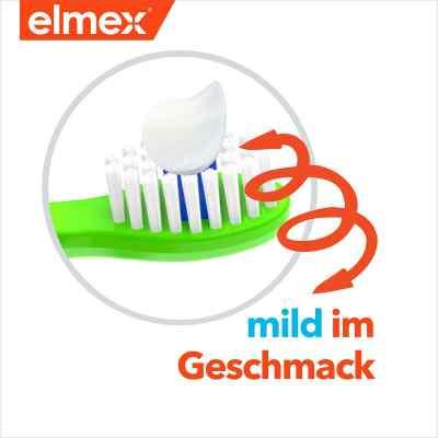 Elmex Kinderzahnpasta mit Faltschachtel  bei juvalis.de bestellen