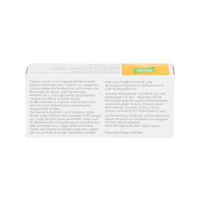 Tantum Verde 3 mg Lutschtabletten Orange-Honiggeschmack  bei juvalis.de bestellen