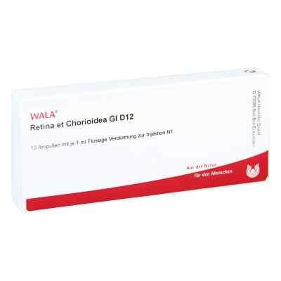Retina Et Chorioidea Gl D12 Ampullen  bei juvalis.de bestellen