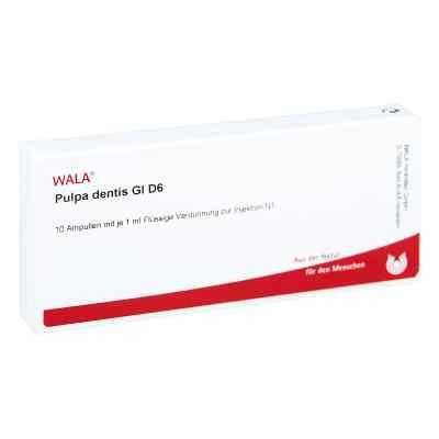 Pulpa Dentis Gl D6 Ampullen  bei juvalis.de bestellen