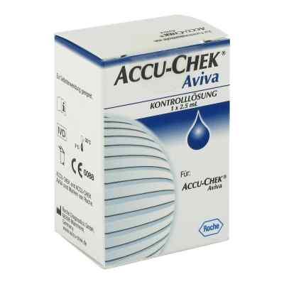 Accu Chek Aviva Kontroll Lösung  bei juvalis.de bestellen