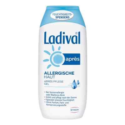 Ladival allergische Haut Apres Gel  bei juvalis.de bestellen
