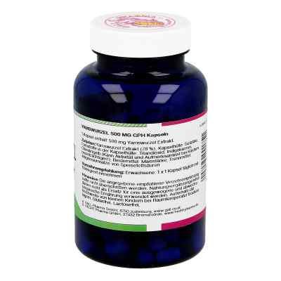 Yamswurzel 500 mg Gph Kapseln  bei juvalis.de bestellen