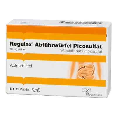 Regulax Abführwürfel Picosulfat  bei juvalis.de bestellen