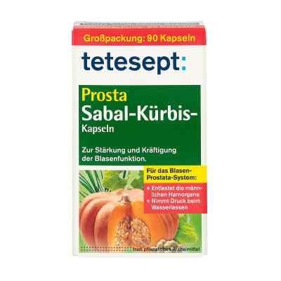 Tetesept Prosta Sabal-Kürbis Kapseln  bei juvalis.de bestellen