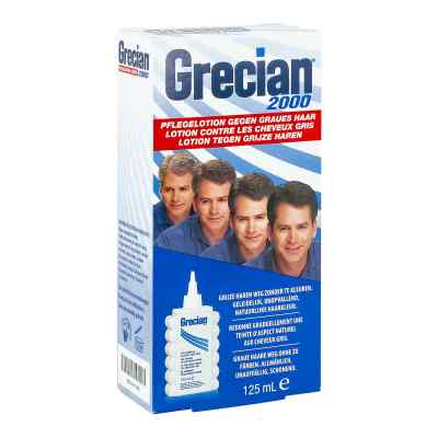 Grecian 2000 Pflegelotion gegen graues Haar  bei juvalis.de bestellen