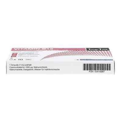 Vitamin B12 Rotexmedica Injektionslösung  bei juvalis.de bestellen