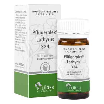 Pflügerplex Lathyrus 324 Tabletten  bei juvalis.de bestellen