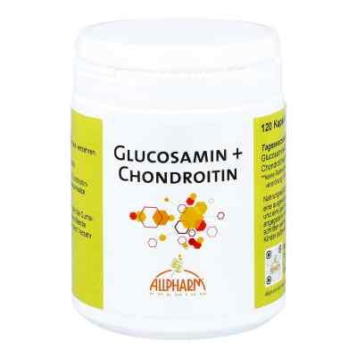 Glucosamin+chondroitin Kapseln  bei juvalis.de bestellen