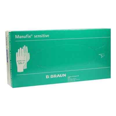 Manufix Unters.handschuhe sensitiv pf. klein  bei juvalis.de bestellen