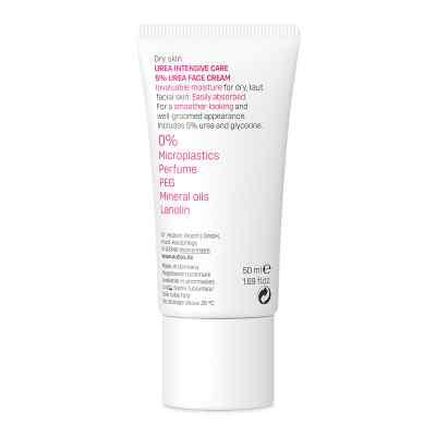 Eubos Trockene Haut Urea 5% Gesichtscreme  bei juvalis.de bestellen