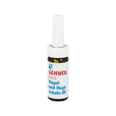 Gehwol med Nagel- und Hautschutzöl  bei juvalis.de bestellen