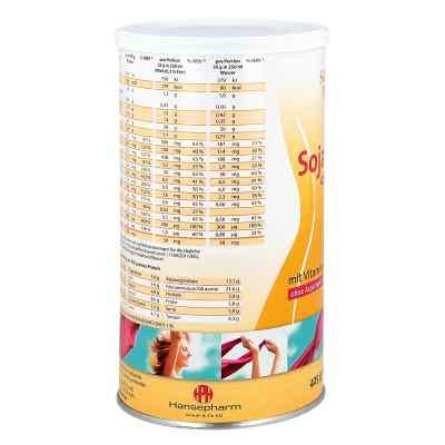 Sanform Protein Sojaeiweiss Vanille Pulver  bei juvalis.de bestellen
