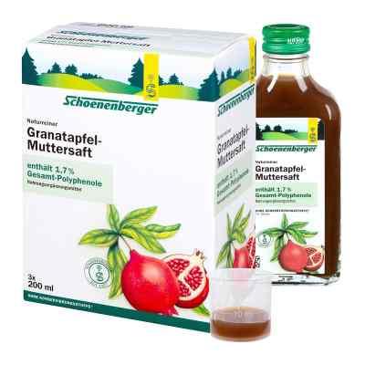 Granatapfel Muttersaft Schoenenberger Heilpfl.s.  bei juvalis.de bestellen