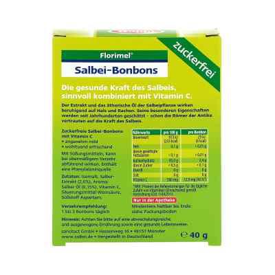 Florimel Salbeibonbons mit Vitaminen C zuckerfrei  bei juvalis.de bestellen