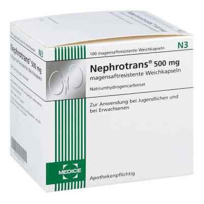 Nephrotrans 500mg  bei juvalis.de bestellen