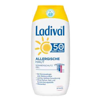 Ladival allergische Haut Gel Lsf 50+  bei juvalis.de bestellen