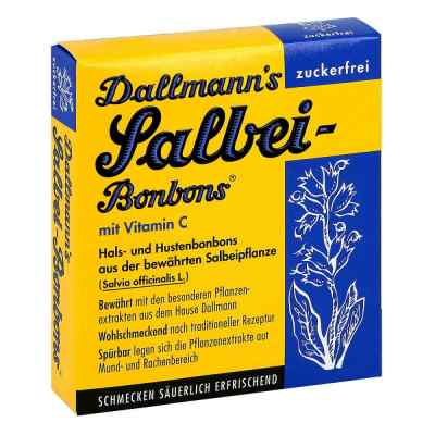 Dallmann's Salbeibonbons zuckerfrei  bei juvalis.de bestellen