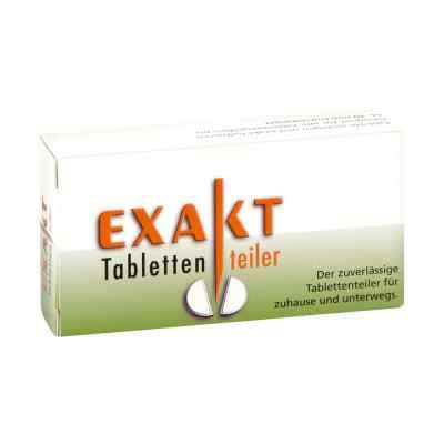 Exakt Tablettenteiler  bei juvalis.de bestellen