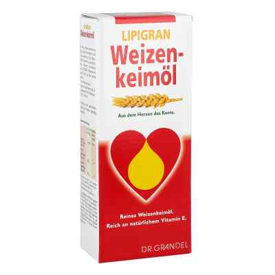 Weizenkeimöl Lipigran Grandel  bei juvalis.de bestellen