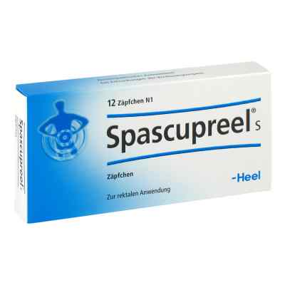 Spascupreel S Suppositorien  bei juvalis.de bestellen