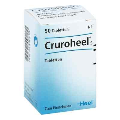 Cruroheel S Tabletten  bei juvalis.de bestellen