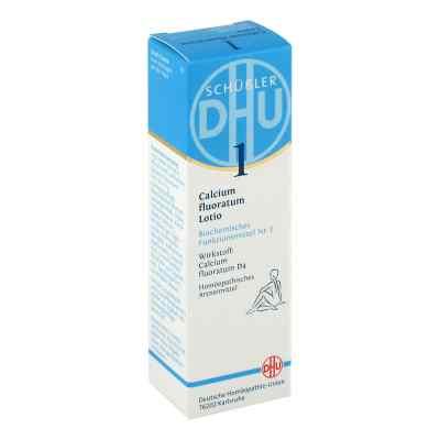Biochemie Dhu 1 Calcium fluorat.D 4 Lotio Creme  bei juvalis.de bestellen
