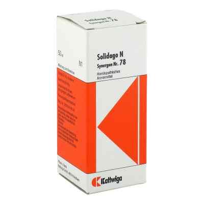 Synergon 78 Solidago N Tropfen  bei juvalis.de bestellen