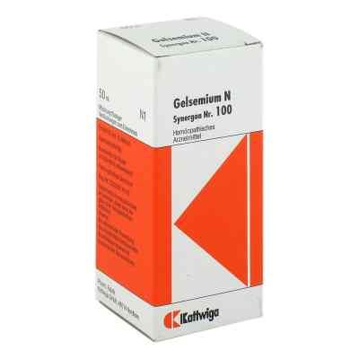 Synergon 100 Gelsemium N Tropfen  bei juvalis.de bestellen
