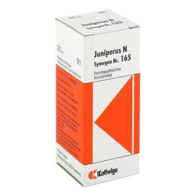 Synergon 165 Juniperus N Tropfen  bei juvalis.de bestellen