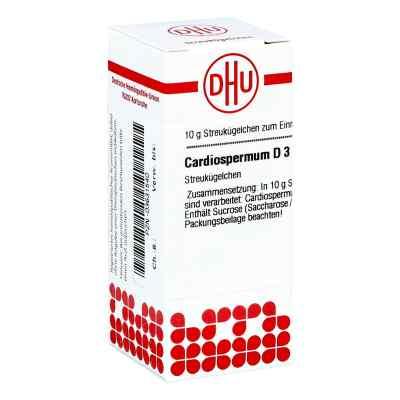 Cardiospermum D3 Globuli  bei juvalis.de bestellen